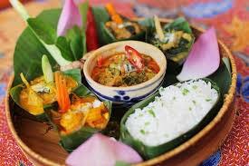 Khmer food (edited)
